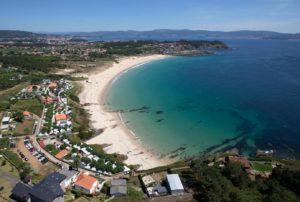 Playa de Major, Pontevedra